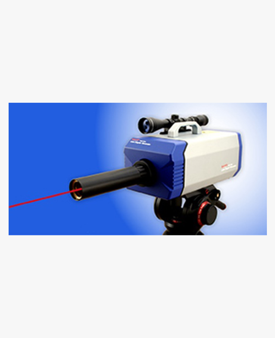 Vibromètre laser à balayage